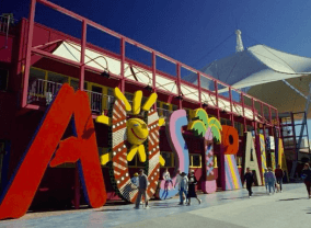 Expo 88 Australia Sign