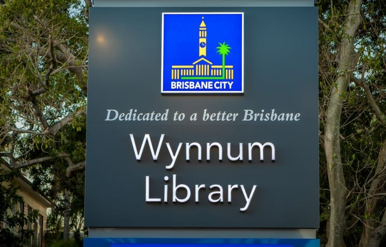 Wynnum Library 1