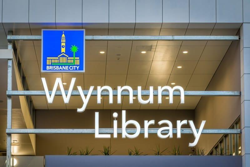 Wynnum Library 1480